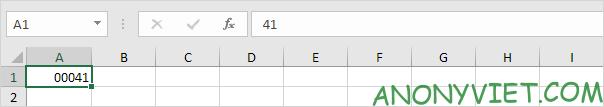 Bìa 44: Cách tùy chỉnh Định dạng số trong Excel 14