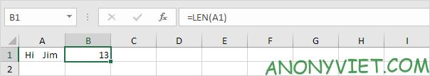 Bài 148: Cách xóa khoảng trắng trong Excel 43