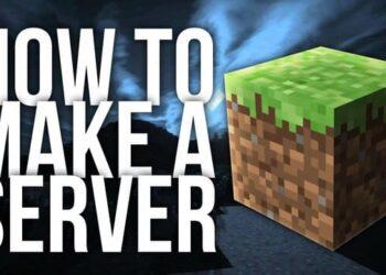 Hướng dẫn tạo minecraft server
