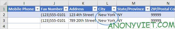 Bài 96: Cách sử dụng Microsoft Query trong Excel 48