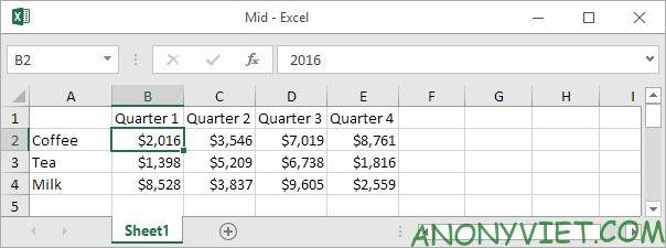 Bài 124: Cách tham chiếu bên ngoài trong Excel 46