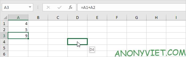 Bài 122: Cách sao chép công thức trong Excel 80
