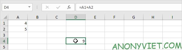 Bài 122: Cách sao chép công thức trong Excel 81