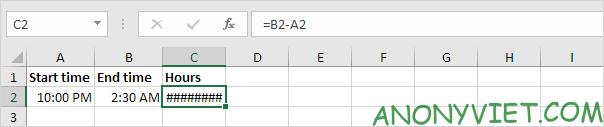 Bài 135: Tính thời gian trong Excel 32