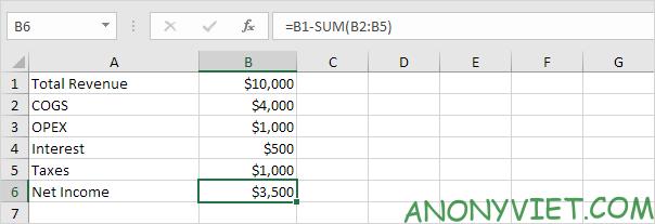 Bài 176: Tỷ suất lợi nhuận trong Excel 65
