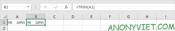 Bài 148: Cách xóa khoảng trắng trong Excel 51