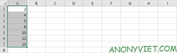 Bài 182: Tạo biểu đồ nến trong Excel
