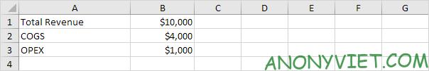 Bài 176: Tỷ suất lợi nhuận trong Excel 59