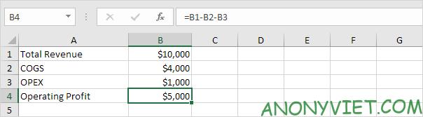 Bài 176: Tỷ suất lợi nhuận trong Excel 60