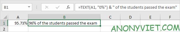 Bài 43: Cách chuyển số thành chữ trong Excel 35