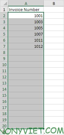Bài 68: Cách ngăn chặn các giá trị trùng lặp trong Excel