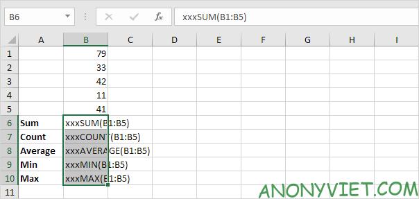 Bài 122: Cách sao chép công thức trong Excel 86