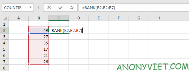 Bài 129: Tham chiếu tuyệt đối trong Excel 65