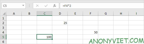 Bài 197: Tham chiếu vòng tròn trong Excel 71