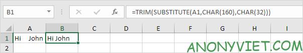 Bài 148: Cách xóa khoảng trắng trong Excel 52