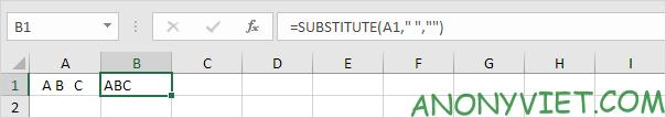 Bài 150: Hàm Substitute và Replace trong Excel 41