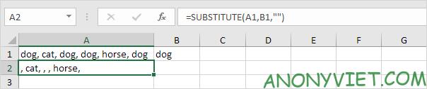 Bài 143: Cách đếm từ trong Excel 55