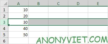 Bài 77: Cách xóa hàng trong Excel 41