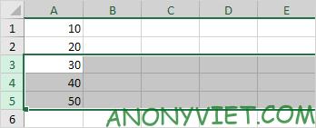 Bài 77: Cách xóa hàng trong Excel 43