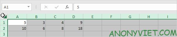 Bài 101: Cách khóa ô trong Excel 54