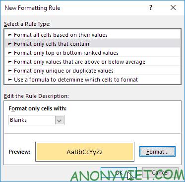 Bài 120: Cách kiểm tra ô trống trong Excel 43