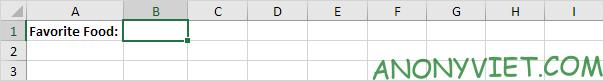 Bài 70: Cách tạo Menu xổ xuống trong Excel 91
