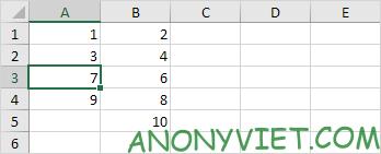 Bài 75: Cách chèn hàng trong Excel 44