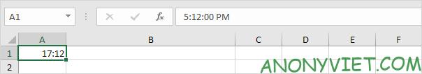 Bài 151: Cách sử dụng hàm Text trong Excel 46