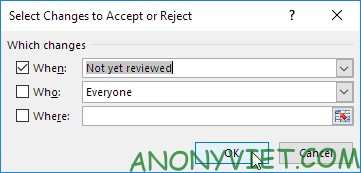 Bài 92: Cách chia sẻ sổ làm việc trong Excel 51