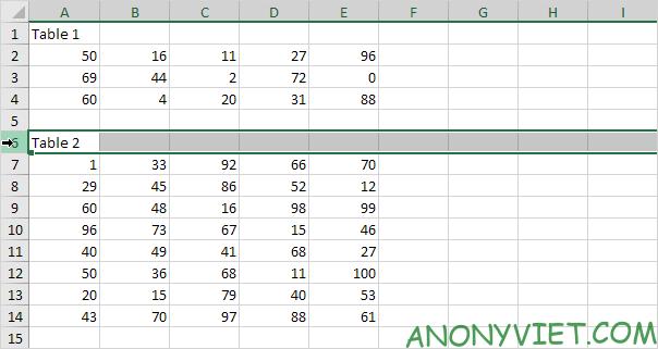 Bài 83: Cách ngắt trang khi in trong Excel