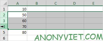 Bài 75: Cách chèn hàng trong Excel 42
