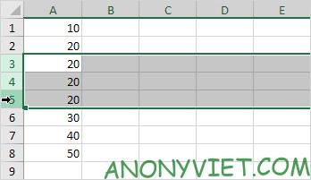 Bài 77: Cách xóa hàng trong Excel 42