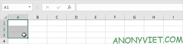 Bài 79: Cách sử dụng ký hiệu đầu dòng trong Excel 42