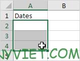 Bài 66: Cách từ chối ngày không hợp lệ trong Excel