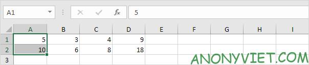 Bài 101: Cách khóa ô trong Excel 52