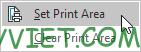 Bài 89: Cách sử dụng Print Area để chọn vùng in trong Excel 23