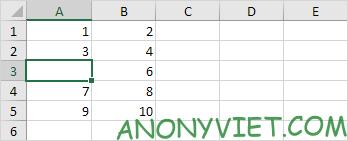 Bài 75: Cách chèn hàng trong Excel 46