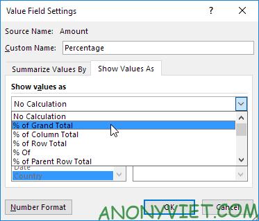 Bài 251: Tạo nhóm dữ liệu trong Excel 45