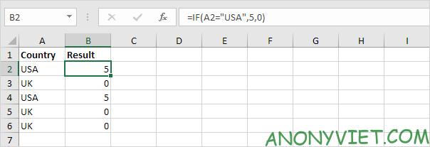 Bài 113: Cách sử dụng hàm IF trong Excel 53