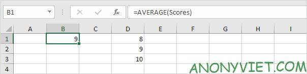 Bài 162: Cách sử dụng hàm INDIRECT trong Excel 47