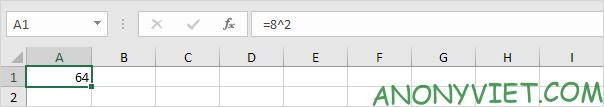 Bài 50: Cách thêm Chỉ số trên và chỉ số dưới trong Excel 38