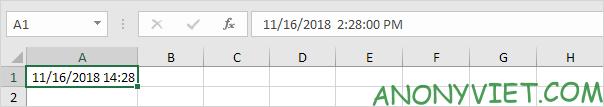Bài 132: Cách sử dụng hàm TODAY trong Excel 32