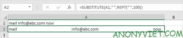 Bài 153: Cách xử lý chuỗi con trong Excel 52
