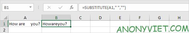 Bài 143: Cách đếm từ trong Excel 50