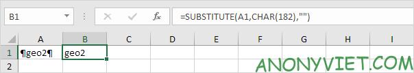 Bài 148: Cách xóa khoảng trắng trong Excel 50