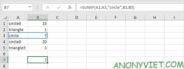 Bài 111: Tính tổng có điều kiện trong Excel 65
