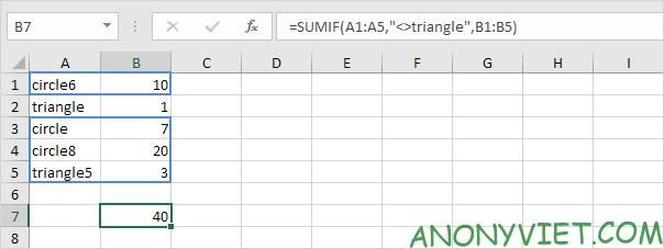 Bài 111: Tính tổng có điều kiện trong Excel 66