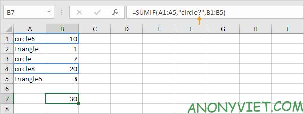 Bài 111: Tính tổng có điều kiện trong Excel 67
