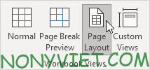 Bài 85: Cách sử dụng Page Number đánh số trang trong Excel 31