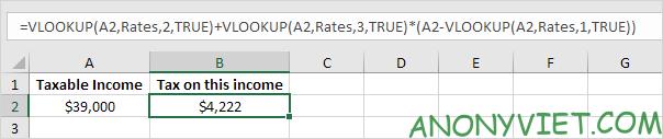 Bài 155: Cách tính thuế trong Excel 24